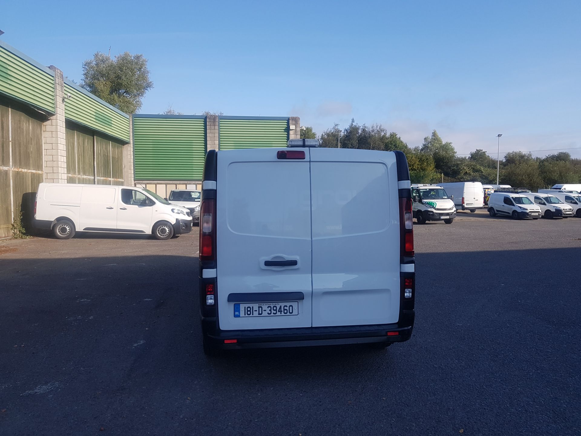 2018 Renault Trafic LL29 DCI 120 Business 3DR (181D39460) Image 4