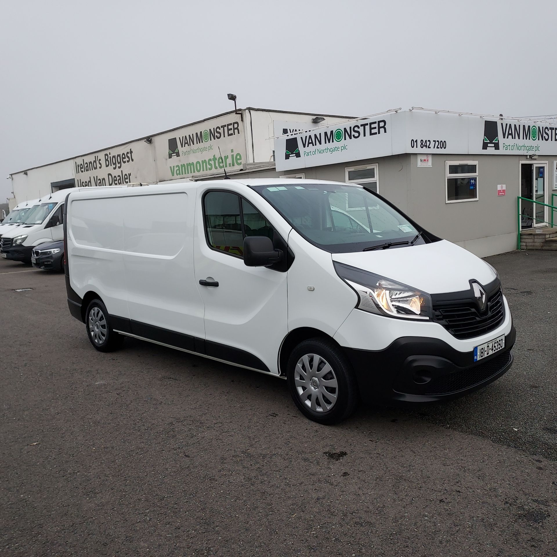 2018 Renault Trafic LL29 DCI 120 BUSINESS 3DR (181D45350) Image 1