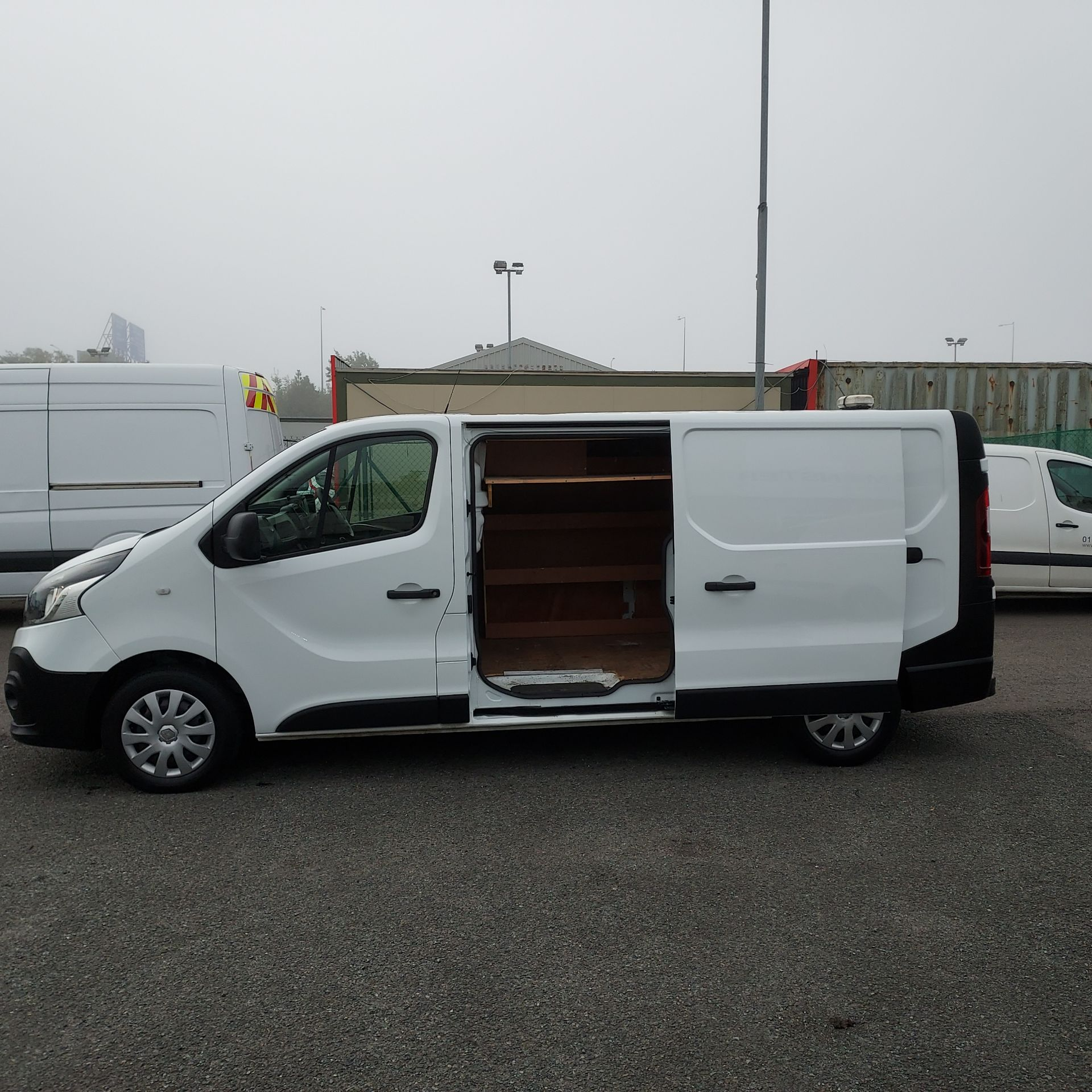 2018 Renault Trafic LL29 DCI 120 BUSINESS 3DR (181D45350) Image 7