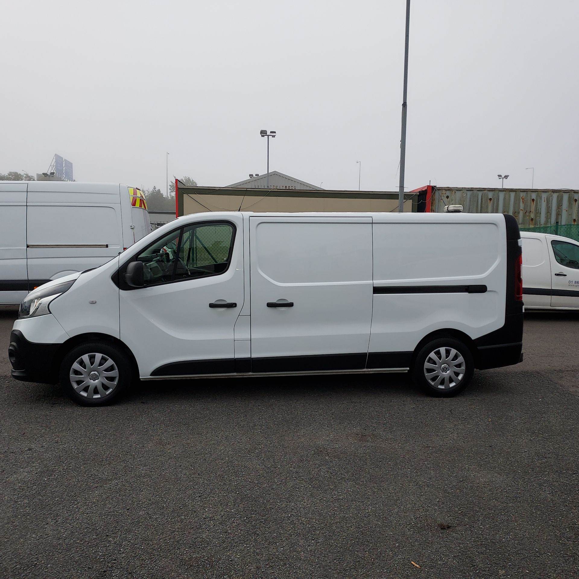 2018 Renault Trafic LL29 DCI 120 BUSINESS 3DR (181D45350) Image 4