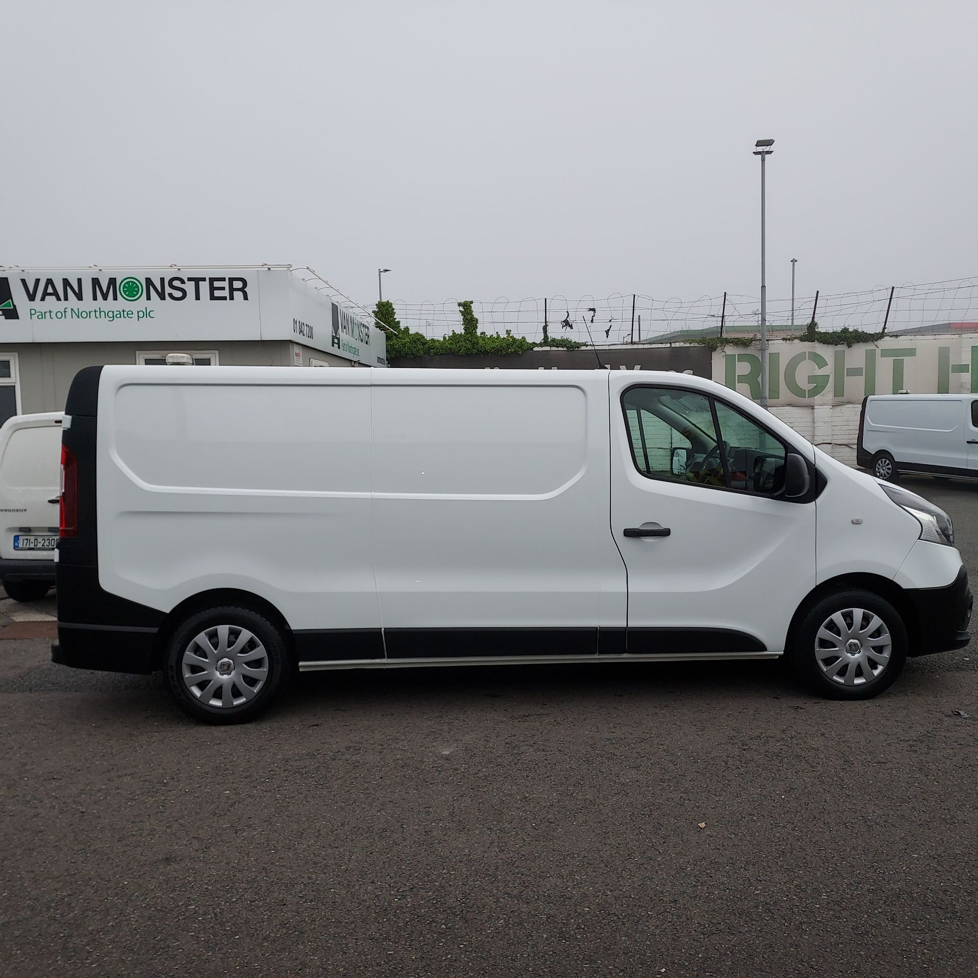 2018 Renault Trafic LL29 DCI 120 BUSINESS 3DR (181D45350) Image 6