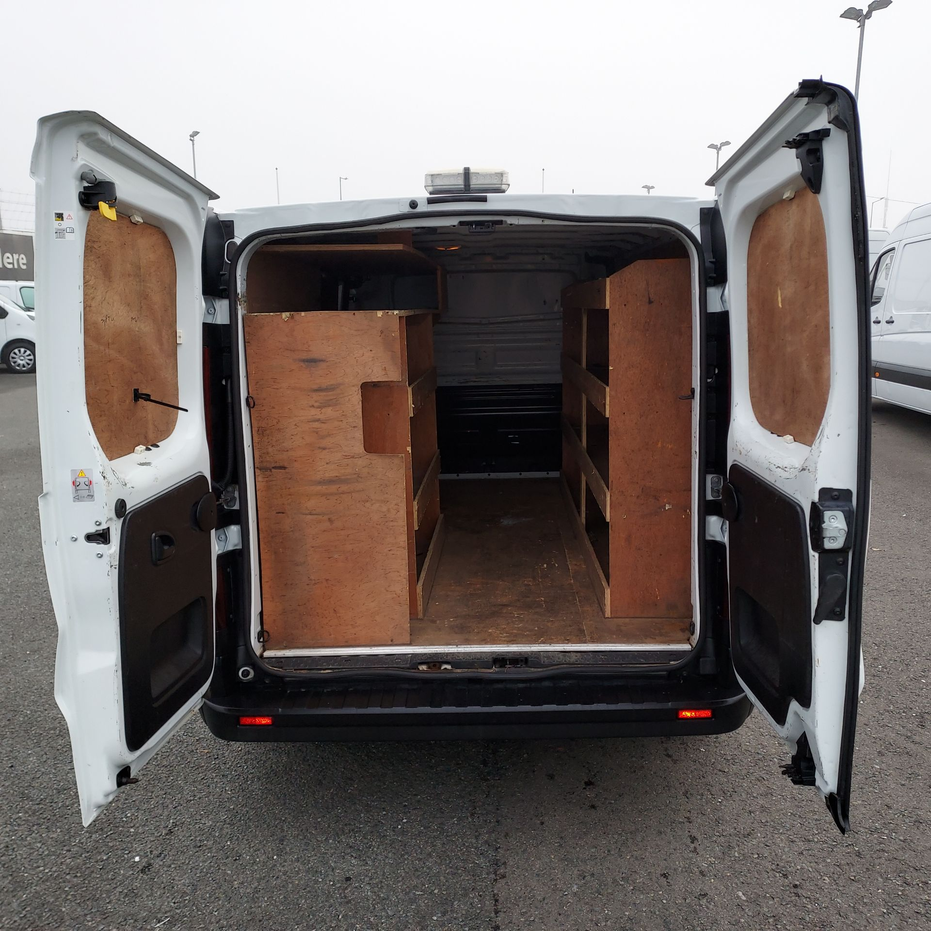 2018 Renault Trafic LL29 DCI 120 BUSINESS 3DR (181D45350) Image 8