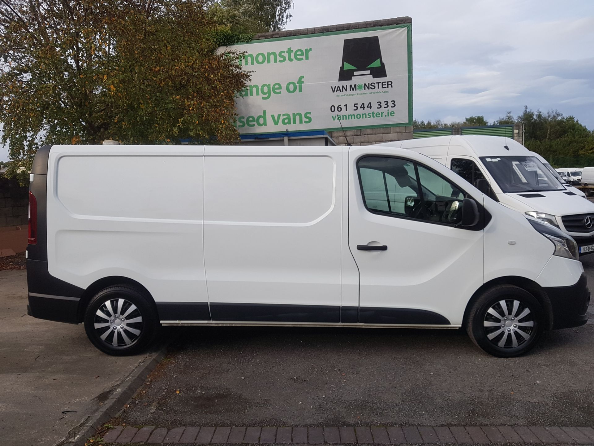 2018 Renault Trafic LL29 DCI 120 Business 3DR (181D45367) Image 2