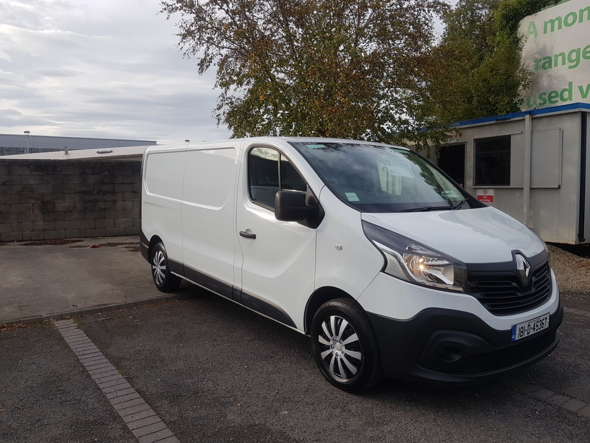 2018 Renault Trafic LL29 DCI 120 Business 3DR (181D45367) Image 1