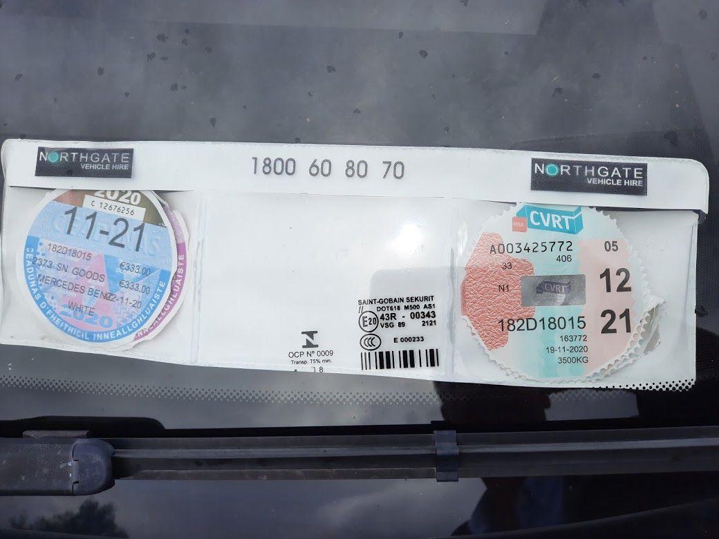 2018 Mercedes-Benz Sprinter SPRINTER 314/43 EU6 6DR (182D18015) Image 6