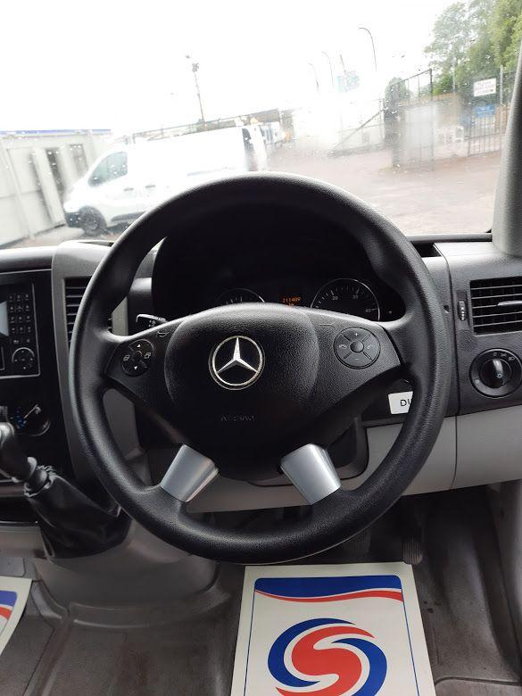 2018 Mercedes-Benz Sprinter SPRINTER 314/43 EU6 6DR (182D18015) Image 8
