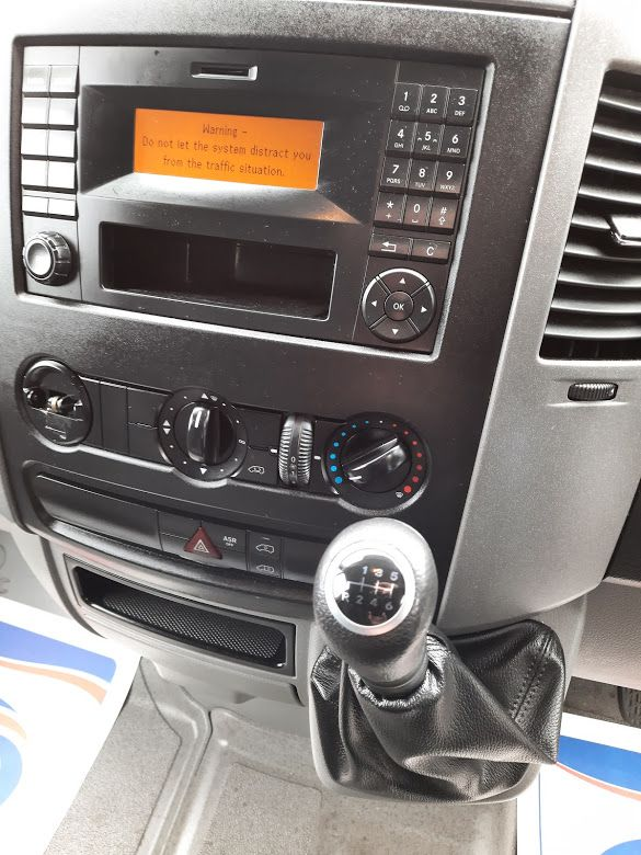 2018 Mercedes-Benz Sprinter SPRINTER 314/43 EU6 6DR (182D18015) Image 7