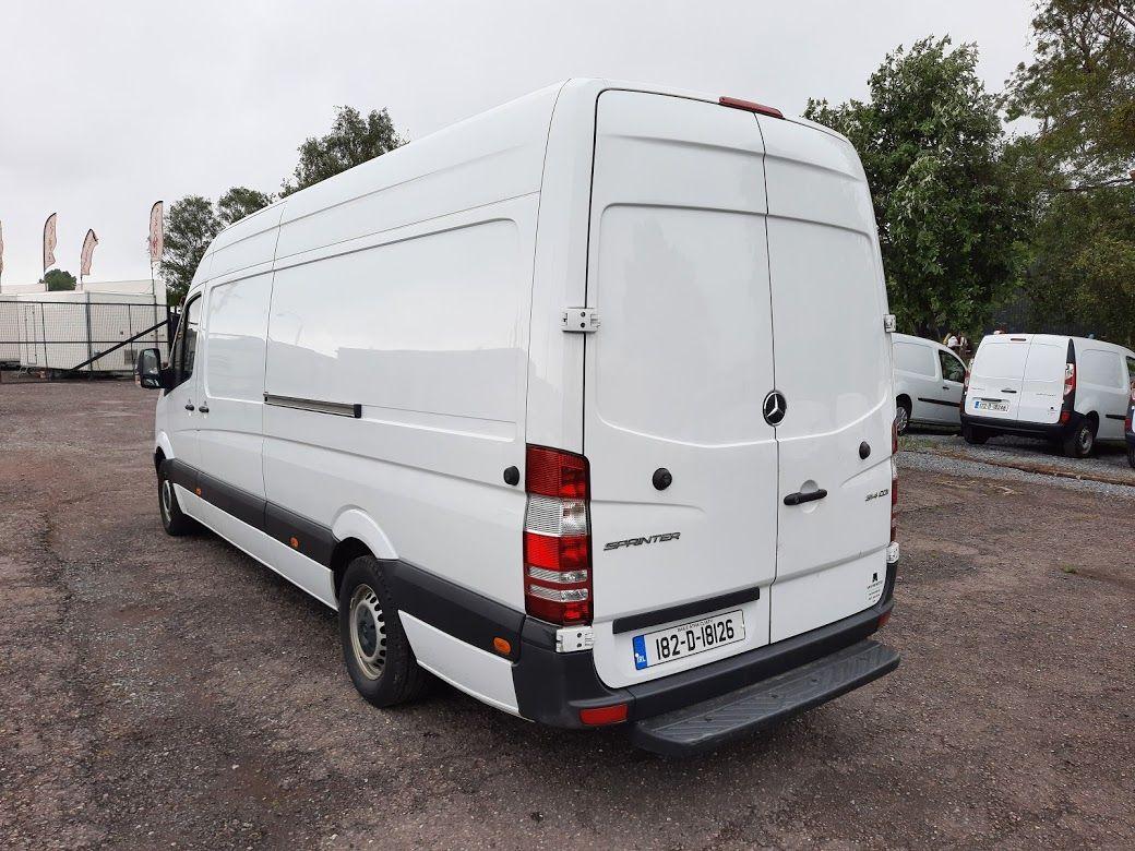 2018 Mercedes-Benz Sprinter SPRINTER 314/43 EU6 6DR (182D18126) Image 13