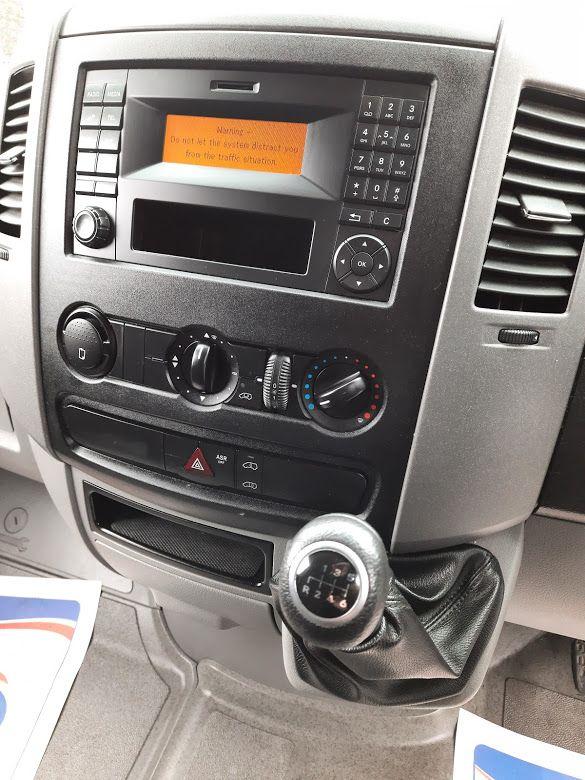 2018 Mercedes-Benz Sprinter SPRINTER 314/43 EU6 6DR (182D18126) Image 5