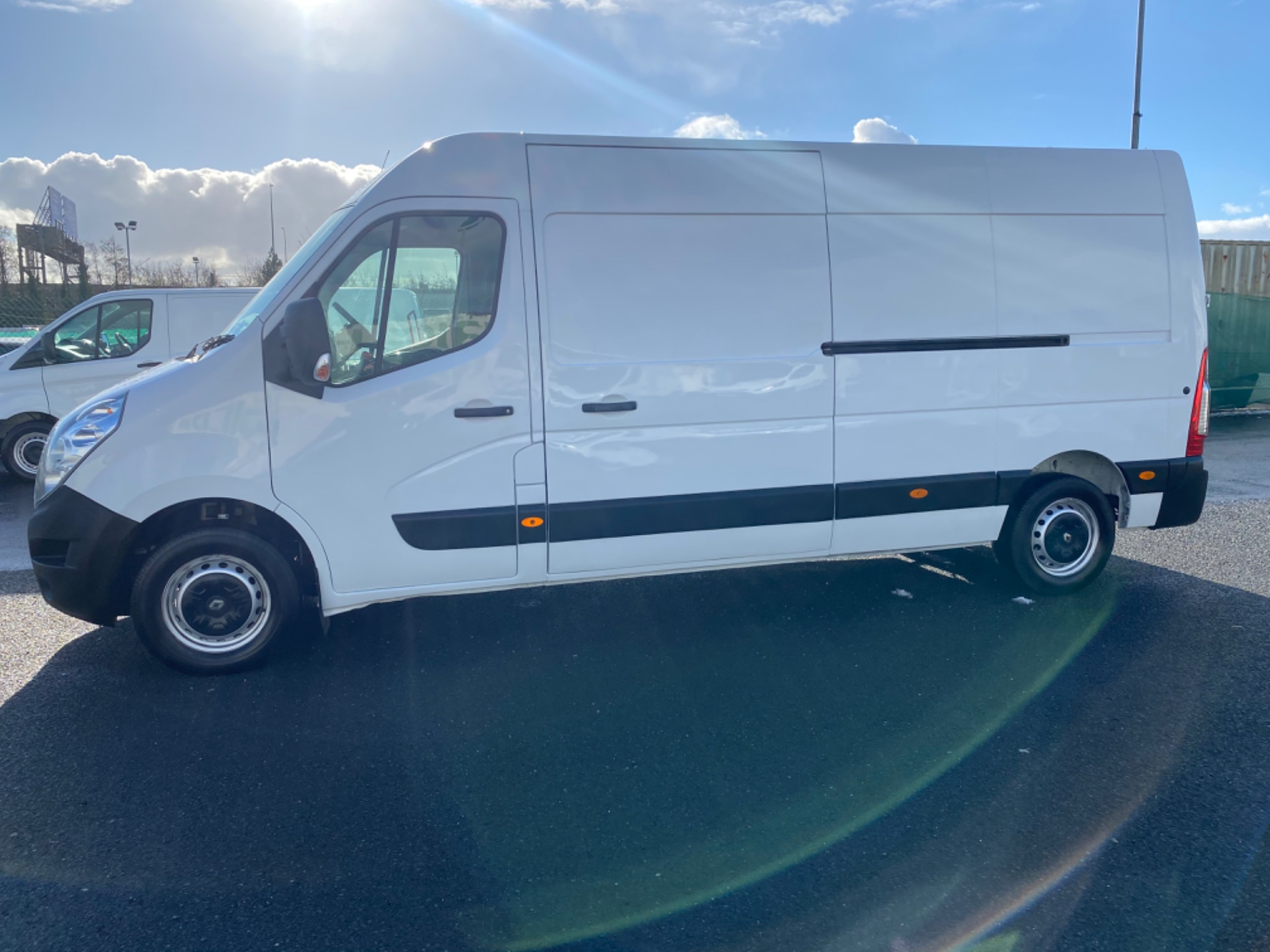 2018 Renault Master FWD LM35 DCI 130 Business EU6 (182D10313) Image 3