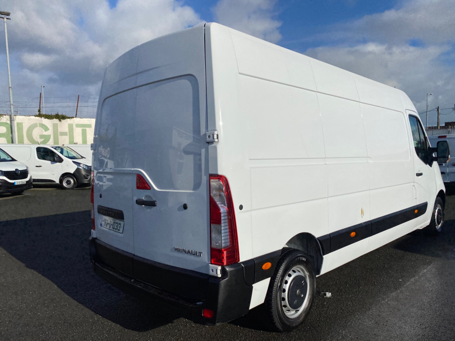 2018 Renault Master FWD LM35 DCI 130 Business EU6 (182D10313) Image 6