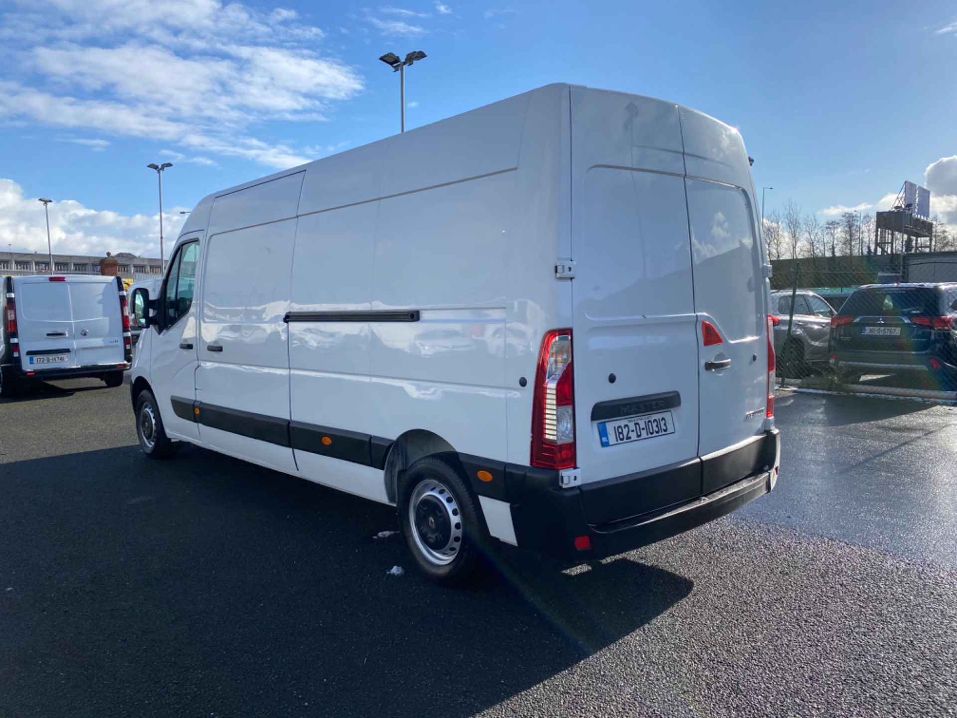 2018 Renault Master FWD LM35 DCI 130 Business EU6 (182D10313) Image 4