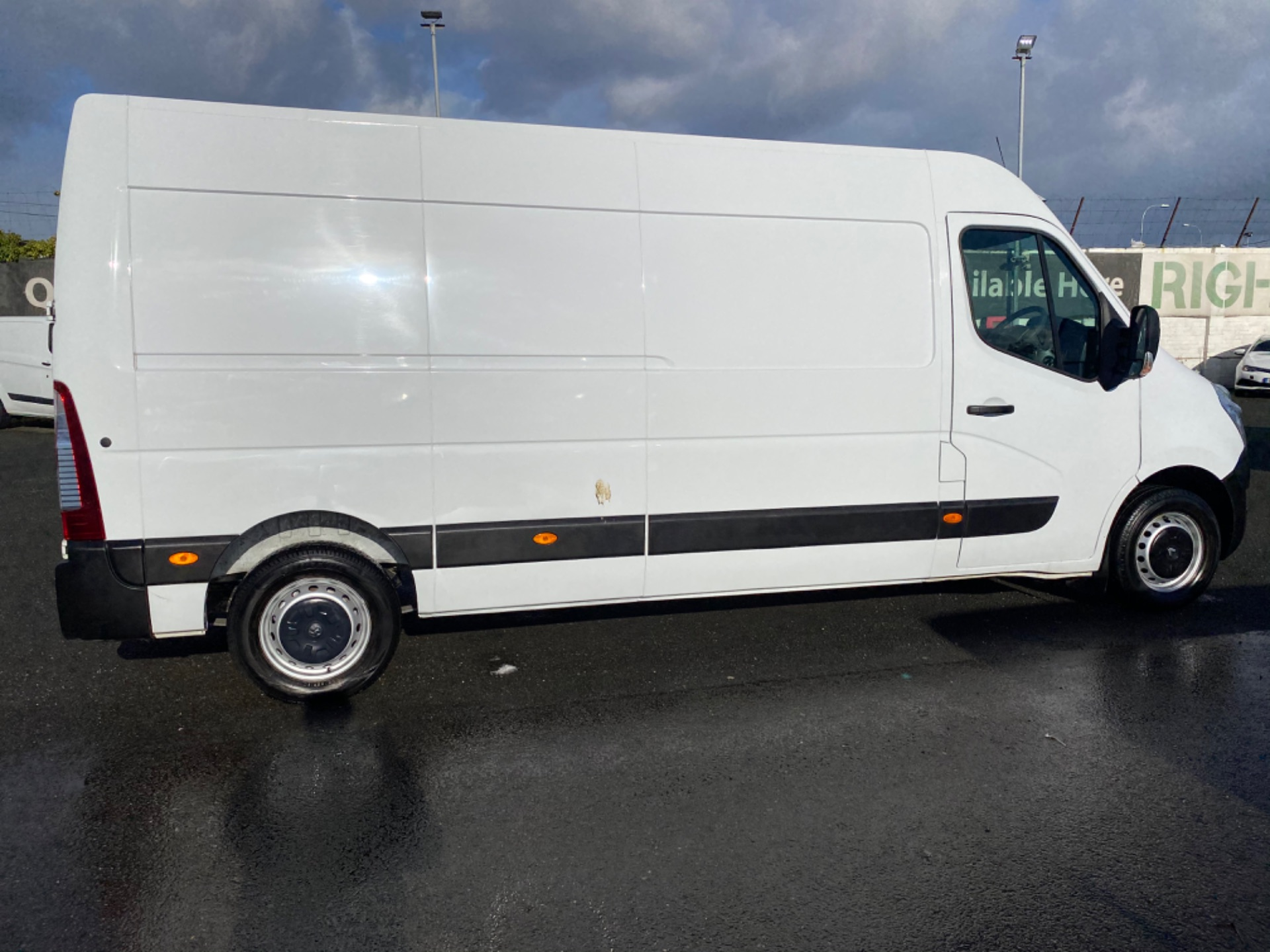 2018 Renault Master FWD LM35 DCI 130 Business EU6 (182D10313) Image 7