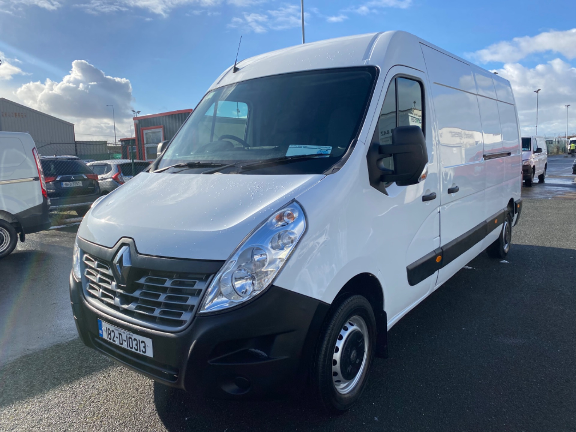 2018 Renault Master FWD LM35 DCI 130 Business EU6 (182D10313) Image 2