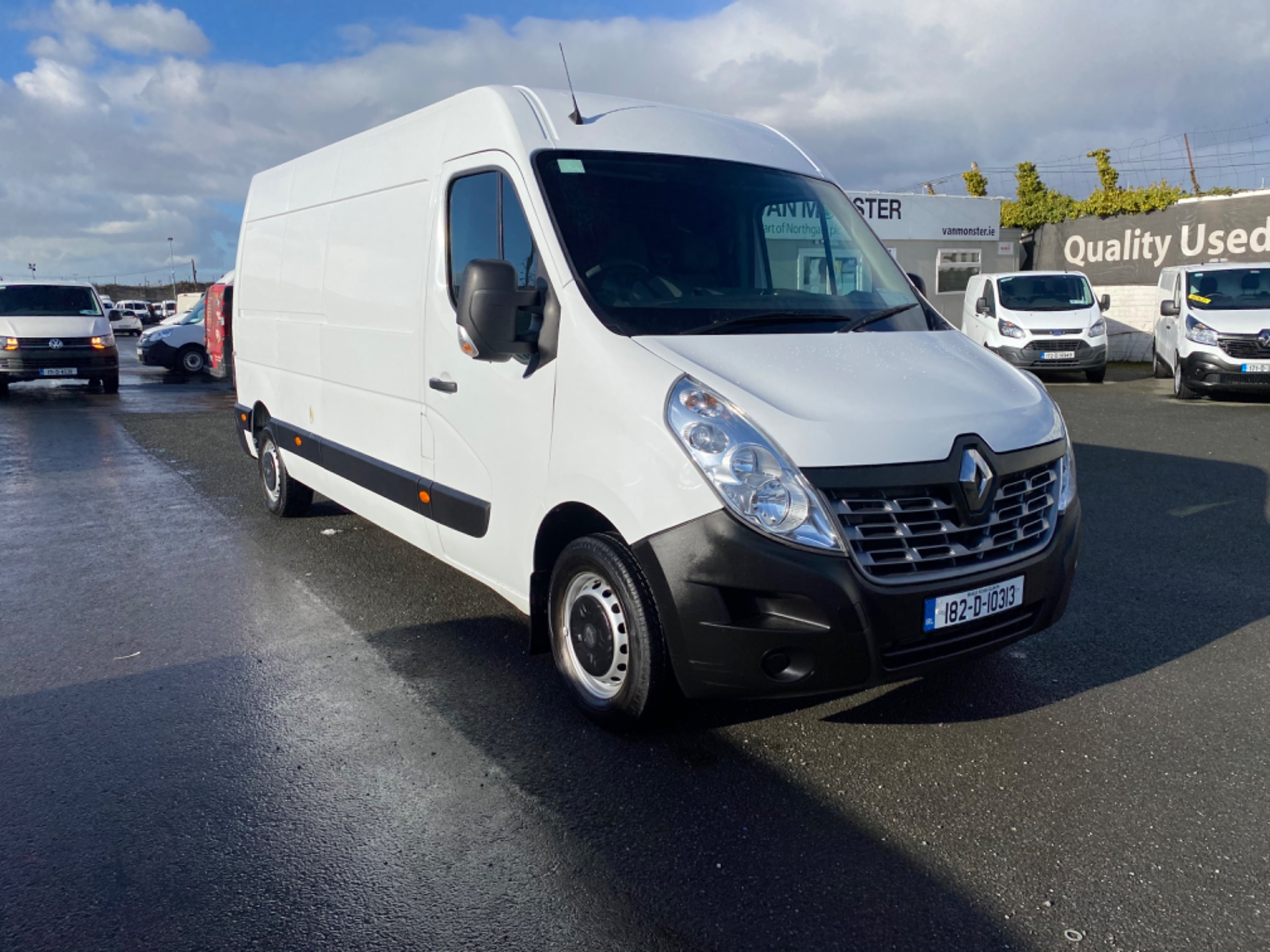 2018 Renault Master FWD LM35 DCI 130 Business EU6 (182D10313) Image 1