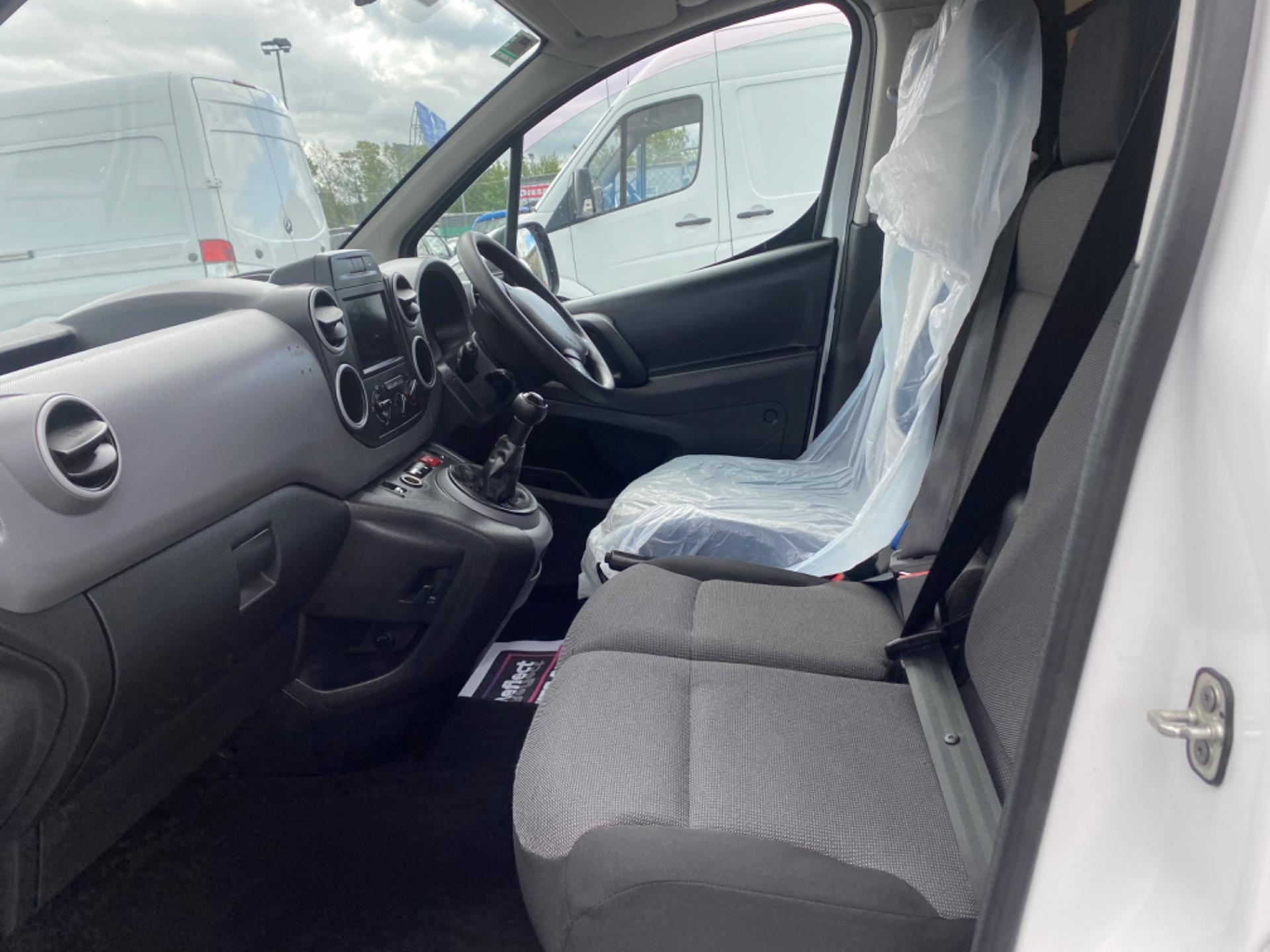 2018 Peugeot Partner Professional 1.6 Blue HDI 100 (182D17187) Image 10