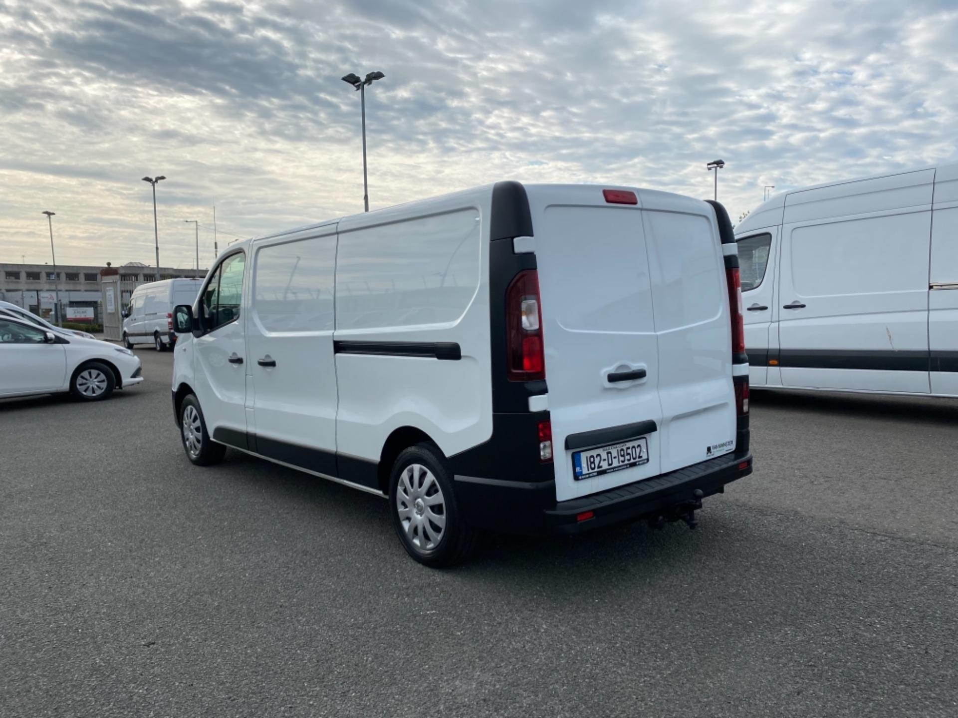 2018 Renault Trafic LL29 DCI 120 Business Panel VA (182D19502) Image 5