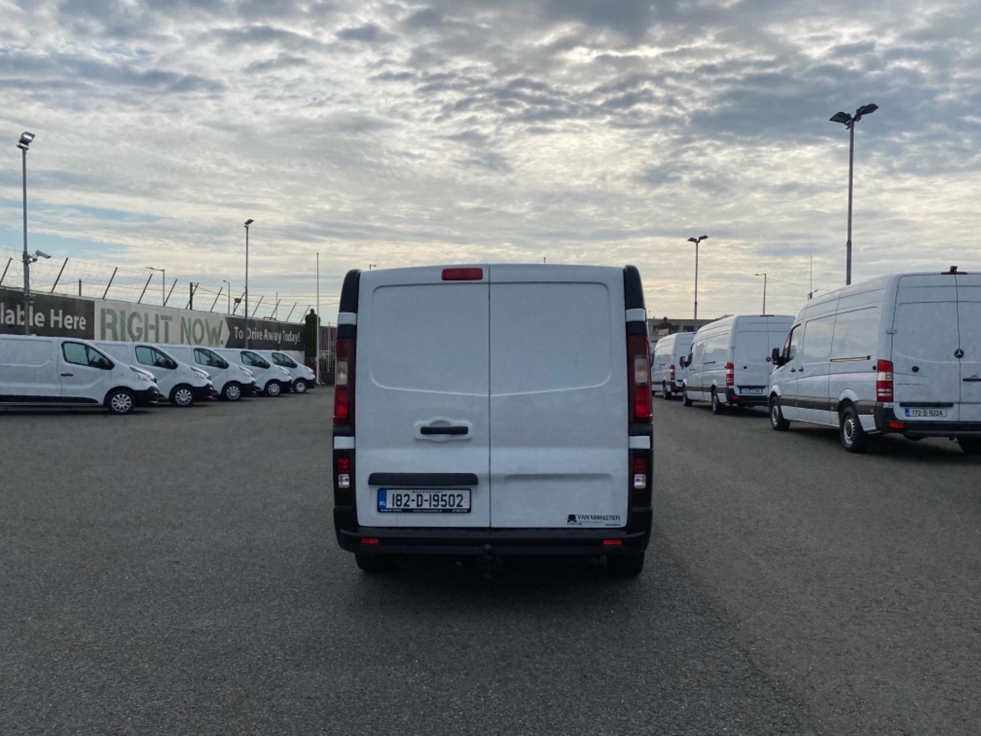 2018 Renault Trafic LL29 DCI 120 Business Panel VA (182D19502) Image 6