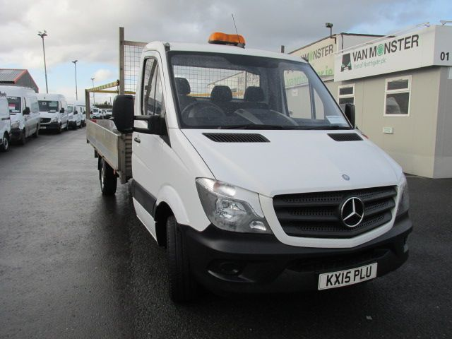 2015 Mercedes-Benz Sprinter 313 CDI (151D48368)