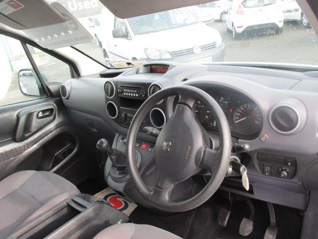 2015 Peugeot Partner HDI S L1 850 (151D51132) Image 12