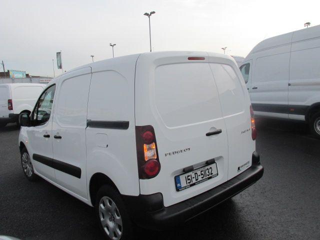 2015 Peugeot Partner HDI S L1 850 (151D51132) Image 4