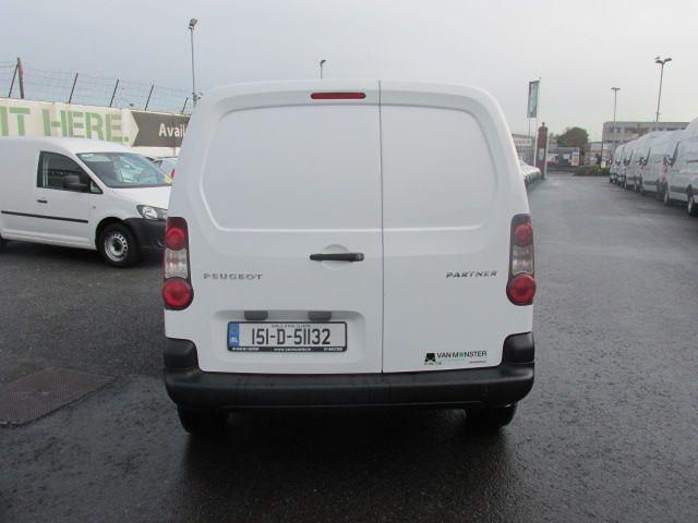 2015 Peugeot Partner HDI S L1 850 (151D51132) Image 5