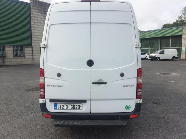 2014 Mercedes-Benz Sprinter 313/43 Sprinter CDI VAN 5DR (142D16820)