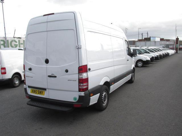 2015 Mercedes-Benz Sprinter 313 CDI MWB   SALE PRICE - MARCH SPECIAL  (151D47056) Image 3