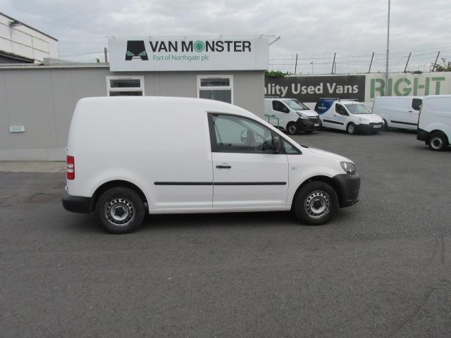 2015 Volkswagen Caddy 1.6 TDI LIFE C20 102PS (151D47051) Image 2