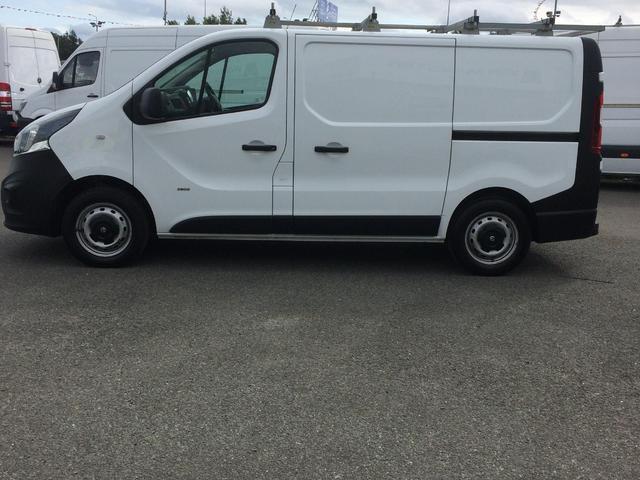 2014 Vauxhall Vivaro 2900 Cdti 5DR (142D19365) Image 6
