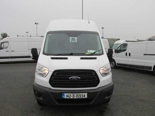 2014 Ford Transit 350 350 LWB (142D15934) Image 3