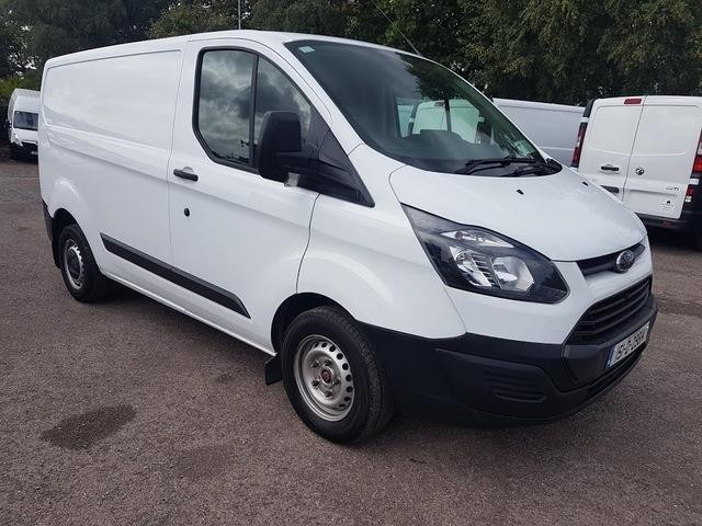 8453cf2267 2015 Ford Transit Custom 290 Custom Eco-tech 5DR (151D29814)