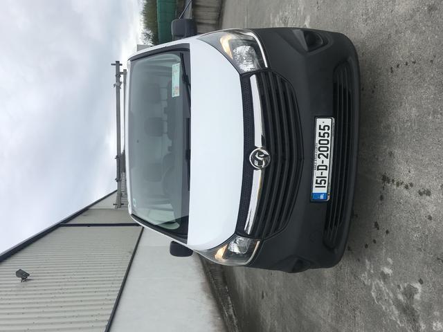 2015 Vauxhall Vivaro 2900 Cdti 5DR (151D20055) Image 3