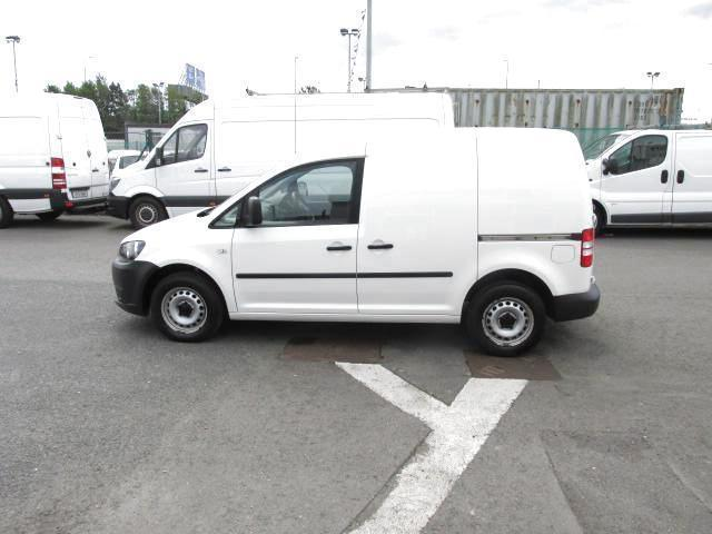 2014 Volkswagen Caddy C20 Startline TDI (142D18784) Image 6