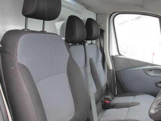 2015 Vauxhall Vivaro 2900 Cdti 5DR (152D15087) Image 7