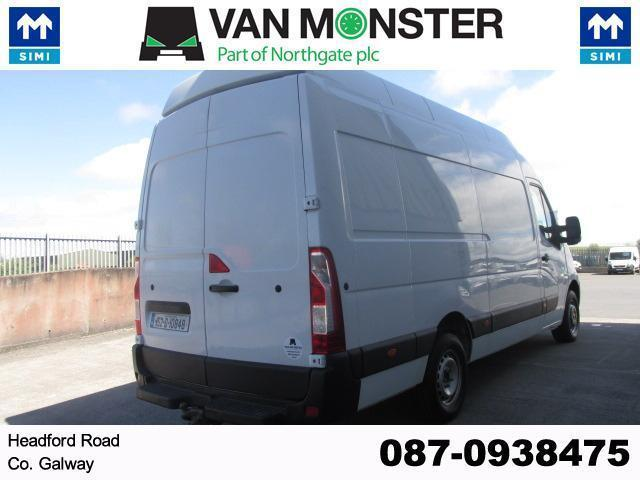 2015 Vauxhall Movano R3500 L3 H3 Cdti 5DR (152D10848) Image 5