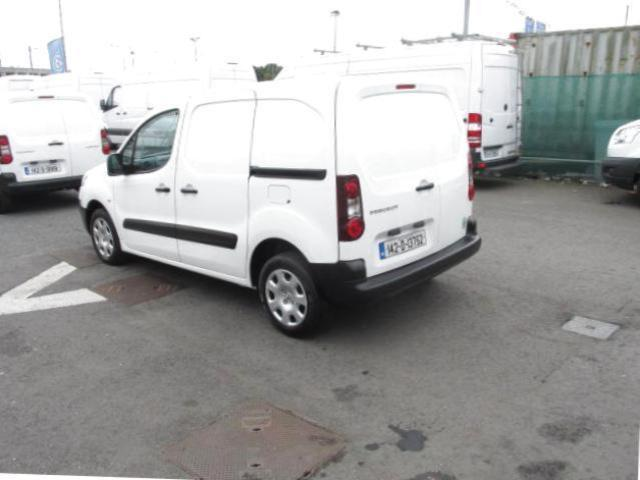 2014 Peugeot Partner 1.6 HDI Partner 850 S L1 90 (142D13752) Image 5