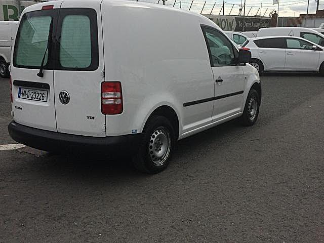 2014 Volkswagen Caddy C20 Startline TDI (141D23226) Image 3