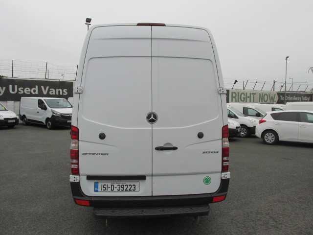 2015 Mercedes-Benz Sprinter 313/43 CDI VAN 5DR (151D39223) Image 6
