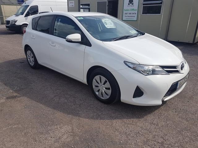 2015 Toyota Auris Van 1.4D4D Terra VAN 4DR (151D25264)