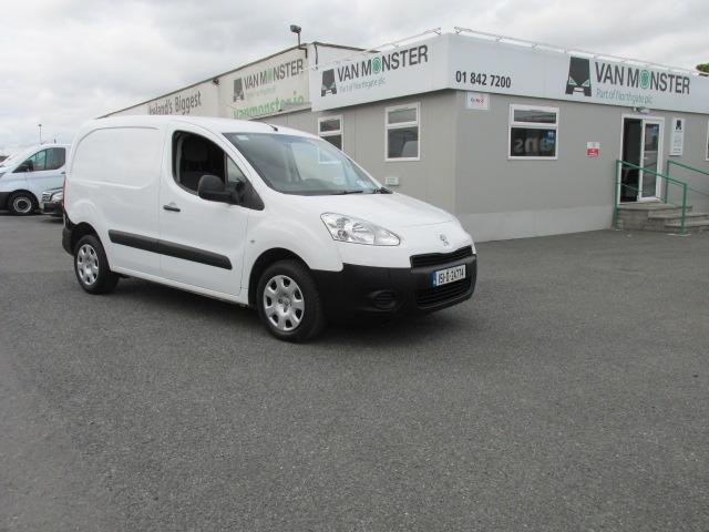 2015 Peugeot Partner 850 S L1 90PS 5DR (151D24774)