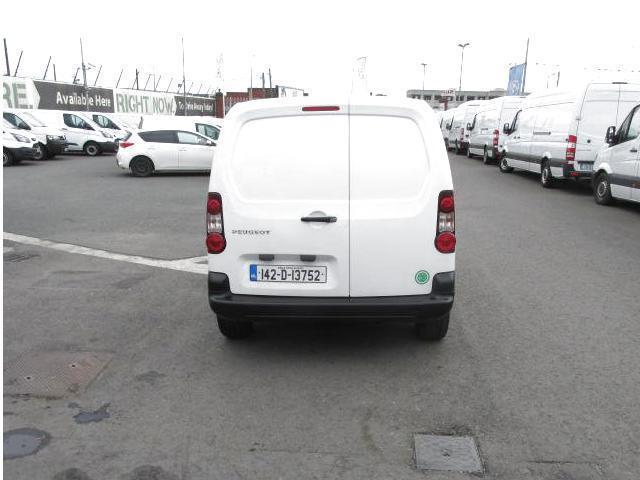 2014 Peugeot Partner 1.6 HDI Partner 850 S L1 90 (142D13752) Image 4