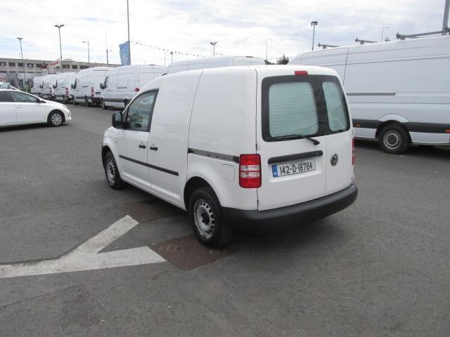 2014 Volkswagen Caddy C20 Startline TDI (142D18784) Image 5