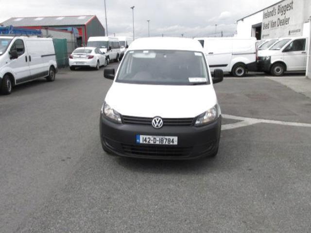 2014 Volkswagen Caddy C20 Startline TDI (142D18784) Image 7