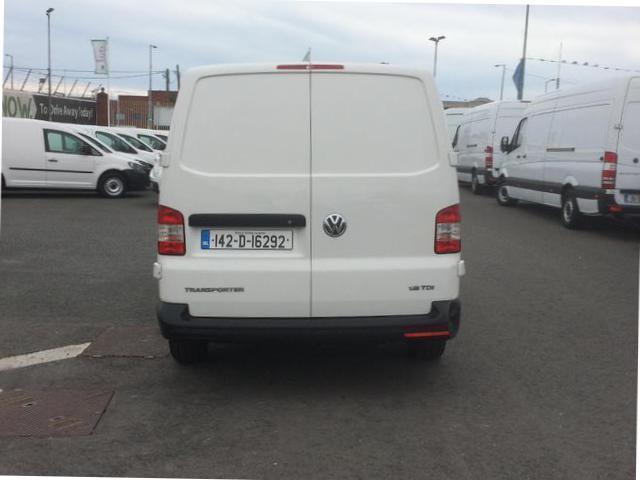 2014 Volkswagen Transporter T28 Startline TDI (142D16292) Image 4