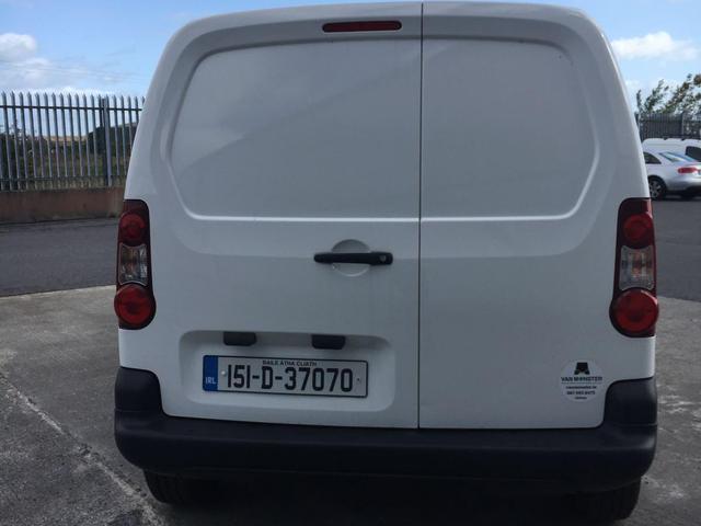 2015 Peugeot Partner 850 S L1 5DR (151D37070) Image 4