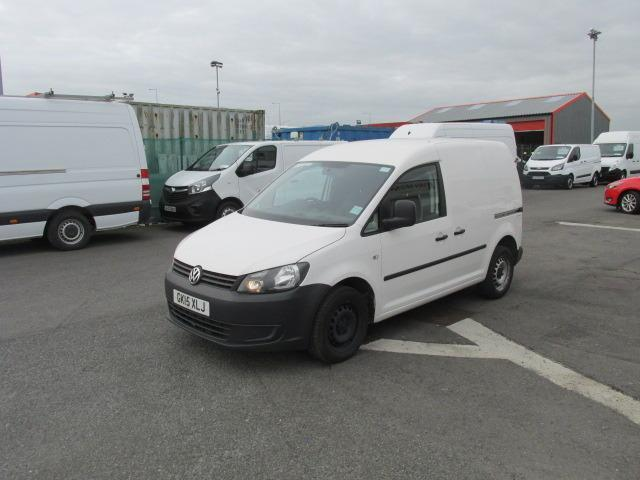 2015 Volkswagen Caddy 1.6 TDI LIFE C20 102PS (151D47051) Image 7