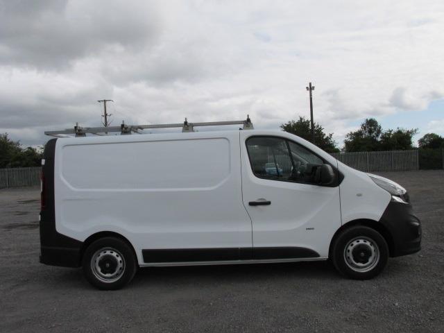 2014 Vauxhall Vivaro 2900 Cdti 5DR (142D19360) Image 2