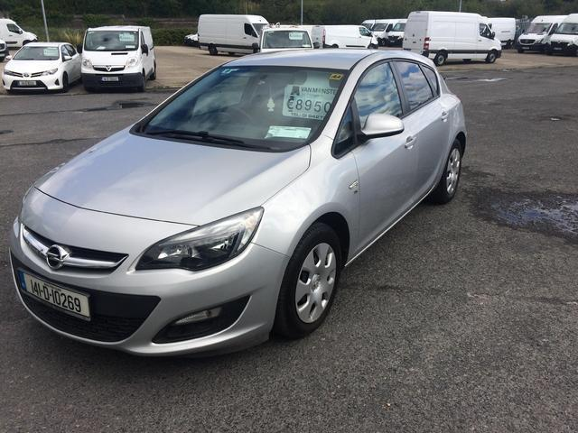 2014 Opel Astra S 1.3cdti 95PS 5DR (141D10269) Image 2