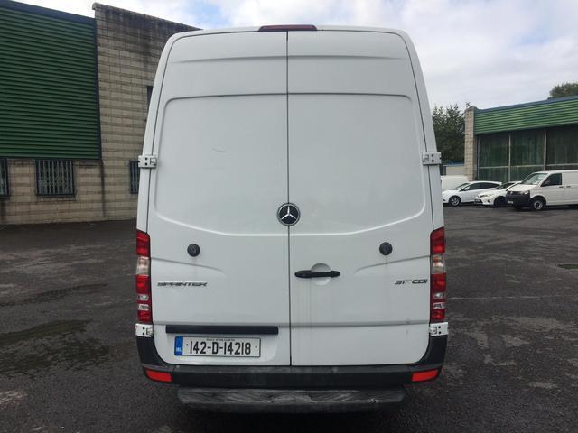 2014 Mercedes-Benz Sprinter 313/43 Sprinter CDI VAN 5DR (142D14218) Image 5
